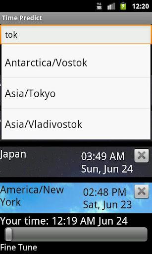 免費生產應用App|Time Predict|阿達玩APP