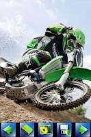 Screenshot of Off-road Motorcycle wallpaper