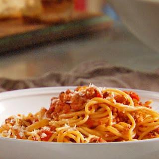 Spaghetti Bolognese Martha Stewart Recipes
