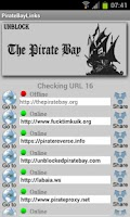 Screenshot of PirateBayLinks