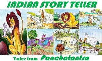 Screenshot of Indian Story Teller