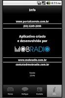 Screenshot of Mix FM João Pessoa