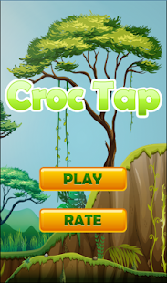 Croc Tap - screenshot