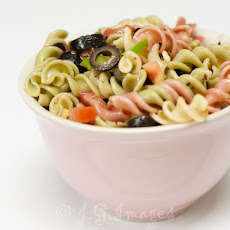 The Best Pasta Salad