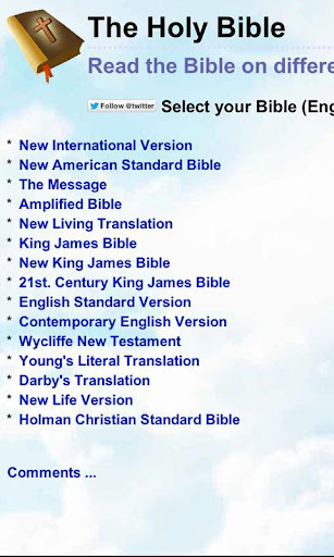 Bibles Popular Selection