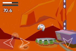 Screenshot of Space Patrol