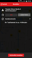 Screenshot of Rhein - Taxi