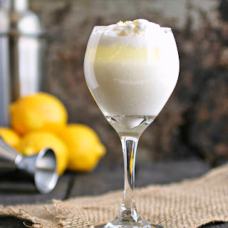 Lemon Meringue Vodka Recipes