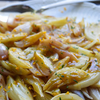 Orange Fennel Glaze Recipes