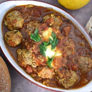 Kefta Tagine a.k.a Moroccan Meatballs