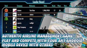 Screenshot of AirTycoon Online
