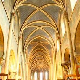 by Greg Loewen - Buildings & Architecture Places of Worship