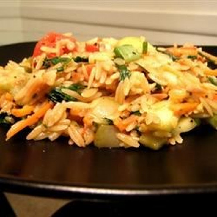 Vegetarian Lime Orzo Recipe | Yummly