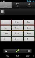 Screenshot of AzadTelecom
