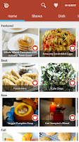Screenshot of ifood.tv recipe videos