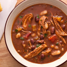 Jerk Turkey Chili Recipe