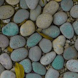 Stone by jQuery Faisal - Nature Up Close Rock & Stone ( nature, ground, stone, leaf, rocks, jquery404 )