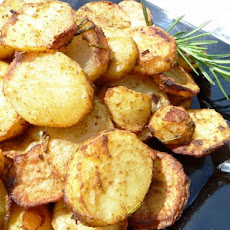 Oven Baked Italian Potatoes With Rosemary