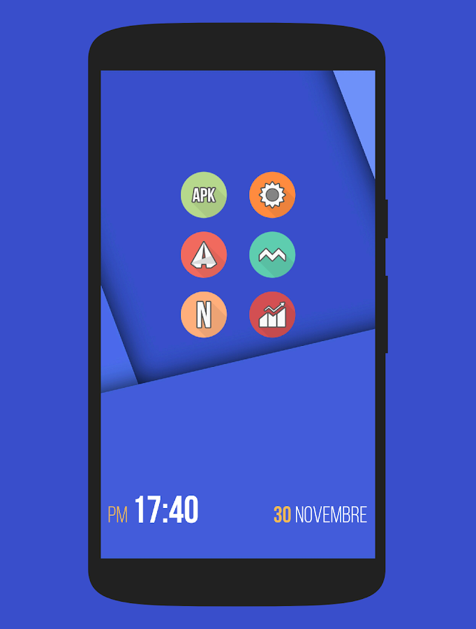 Toxic - Icon Pack Screenshot 4