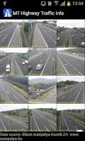 Screenshot of Hungarian Highway Info