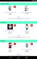 Screenshot of Rediff Shopping