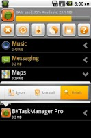 Screenshot of BKTaskManagerPro