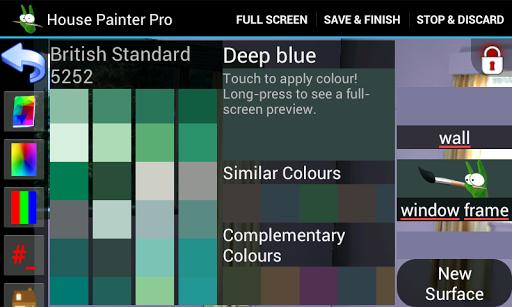 House Painter Pro - screenshot