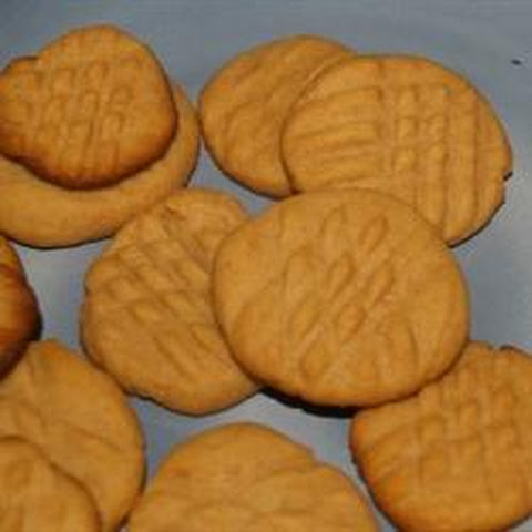 Elaine's Peanut Butter Cookies