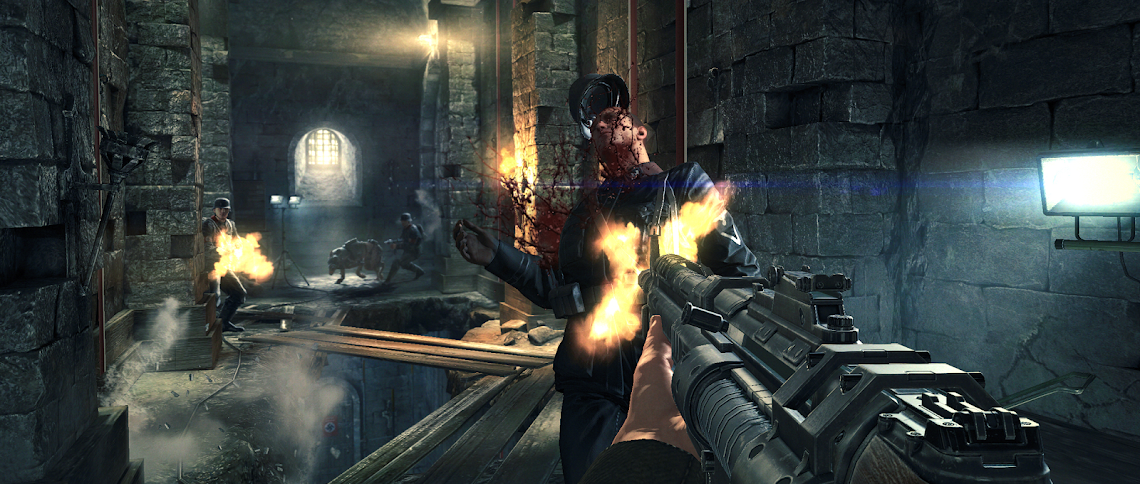 Wolfenstein: The New Order recommended PC specs are pretty demanding
