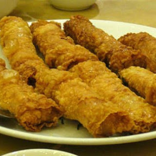 Fried Fish Rolls