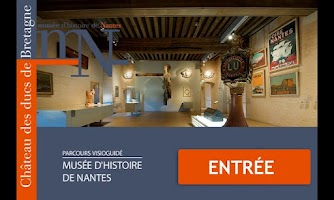 Screenshot of NantesMusée