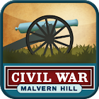 Malvern Hill Battle App icon