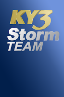 Screenshot of KY3 Weather