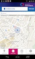 Screenshot of Banca Virtual Móvil