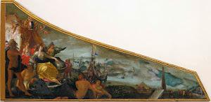 RIJKS: Pieter Isaacsz., Firma Ruckers: painting 1607
