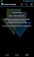 Screenshot of Super Download Lite - Booster