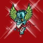 Breathtaking Skull 480x800 icon