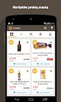 Screenshot of PriceOn