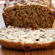 Whole-Grain Zucchini Banana Bread