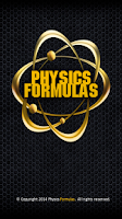 Screenshot of Physics Formulas