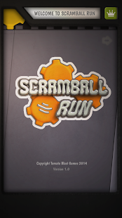 Scramball Run - screenshot