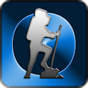 Hiking GPS Pro icon