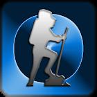 Hiking GPS Pro icon