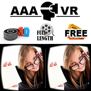 AAA VR Cinema Cardboard 3D SBS for Android