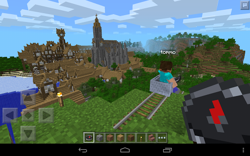 Minecraft Pocket Edition For Android Latest Version - Minecraft spiele auf dem handy