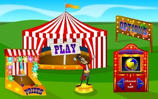 Screenshot of Clown Ball