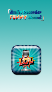 Audio Recorder – Funny Sounds - screenshot