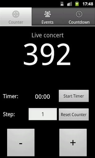 【免費生產應用App】brain++ Counter Free-APP點子