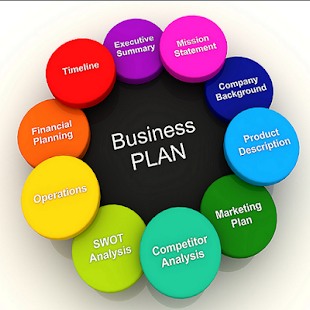 Business Plan screenshot for Android