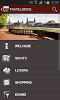 Screenshot of Dresden Travel Guide - Tourias